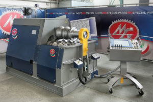 4 Roll Metal Corrugating Machine